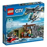 LEGO City Crooks Island [60131] - Building Set Occupation