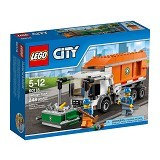LEGO City Garbage Truck [60118] - Building Set Transportation