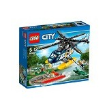 LEGO City Helicopter Pursuit [60067] - Building Set Transportation