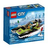 LEGO City Race Boat [60114] - Building Set Occupation