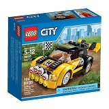 LEGO City Rally Car [60113] - Building Set Occupation