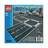 LEGO City Straight [7280] - Building Set Occupation