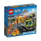 LEGO City Volcano Crawler [60122] (Merchant) - Building Set Occupation