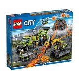 LEGO City Volcano Exploration Base [60124] (Merchant) - Building Set Occupation