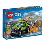 LEGO City Volcano Exploration Truck [60121] (Merchant) - Building Set Occupation