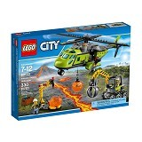 LEGO City Volcano Supply Helicopter [60123] (Merchant) - Building Set Transportation