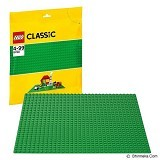 LEGO Classic Baseplate [10700] - Green (Merchant) - Building Set Occupation