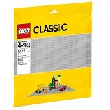LEGO Classic Baseplate [10701] - Gray - Building Set Occupation
