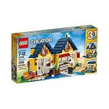 LEGO Creator Beach Hut [31035] - Building Set Architecture