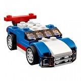 LEGO Creator Blue Racer [31027] - Building Set Transportation