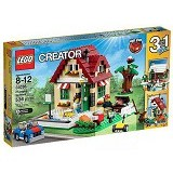 LEGO Creator Changing Seasons [31038] - Building Set Architecture