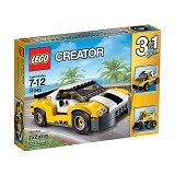 LEGO Creator Fast Car [31046] - Building Set Occupation