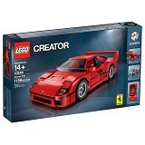 LEGO Creator Ferrari F40 [10248] - Building Set Transportation