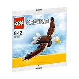 LEGO Creator Little Eagle [30185] (Merchant) - Building Set Animal / Nature