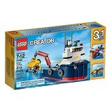 LEGO Creator Ocean Explorer [31045] - Building Set Occupation