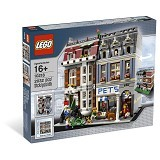 LEGO Creator Pet Shop [10218] (Merchant) - Building Set Fantasy / Sci-Fi