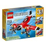 LEGO Creator Propeller Plane [31047] - Building Set Transportation