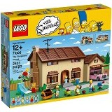 LEGO Creator The Simpsons House [71006] (Merchant) - Building Set Architecture