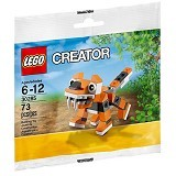 LEGO Creator Tiger Polybag [30285] - Building Set Animal / Nature