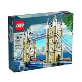 LEGO Creator Tower Bridge [10214] (Merchant) - Building Set Architecture