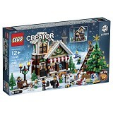 LEGO Creator Winter Toy Shop [10249] - Building Set Architecture