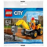 LEGO Demolition Driller [30312] - Building Set Occupation