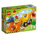 LEGO Duplo Backhoe Loader [10811] (Merchant) - Building Set Occupation