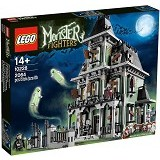 LEGO Exclusive - Monster Fighters Haunted House [10228] - Building Set Fantasy / Sci-Fi