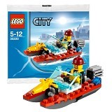 LEGO Fire Speedboat [30220] - Building Set Occupation