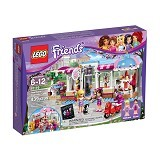 LEGO Friends Heartlake Cupcake Café [41119] - Building Set Architecture