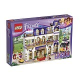 LEGO Friends Heartlake Grand Hotel [41101] - Building Set Architecture