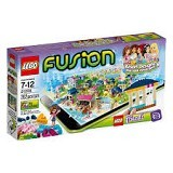 LEGO Fusion Resort Designer [21208] (Merchant) - Building Set Architecture