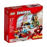LEGO Junior Iron Man VS Loki [10721] - Building Set Movie
