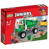 LEGO Juniors Garbage Truck [10680] - Building Set Transportation