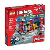 LEGO Juniors Spider-Man Hideout [10687] - Building Set Movie