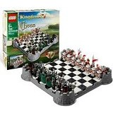 LEGO Kingdom Chess [853373] (Merchant) - Building Set Fantasy / Sci-Fi