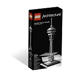 LEGO LEGO Architecture Seattle Space Needle [21003] - Building Set Architecture