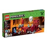 LEGO Minecraft The Nether Fortress [21122] - Building Set Fantasy / Sci-Fi