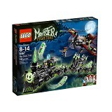 LEGO Monster Fighters Ghost Train [9467] - Building Set Fantasy / Sci-Fi
