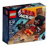 LEGO Movie Batman & Super Angry Kitty Attack [70817]