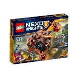 LEGO Nexo Knights Moltor's Lava Smasher [70313] (Merchant) - Building Set Fantasy / Sci-Fi
