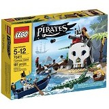 LEGO Pirates Treasure Island [70411] - Building Set Occupation