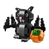 LEGO Seasonal Halloween Bat [40090] - Building Set Animal / Nature