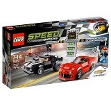 LEGO Speed Champions Chevrolet Camaro Drag Race [75874] - Building Set Transportation
