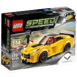 LEGO Speed Champions Chevrolet Corvette Z06 [75870] - Building Set Transportation