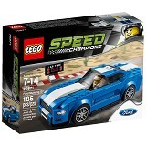 LEGO Speed Champions Ford Mustang GT [75871] - Building Set Transportation