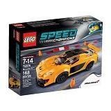 LEGO Speed Champions McLaren P1 [75909] - Building Set Transportation