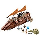 LEGO Star Wars Jabba's Sail Barge™ [75020] - Building Set Movie