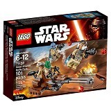LEGO Star Wars Rebel Alliance Battle Pack [75133] - Building Set Movie