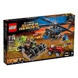 LEGO Super Heroes Batman Scarecrow Harvest of Fear [76054] (Merchant) - Building Set Movie